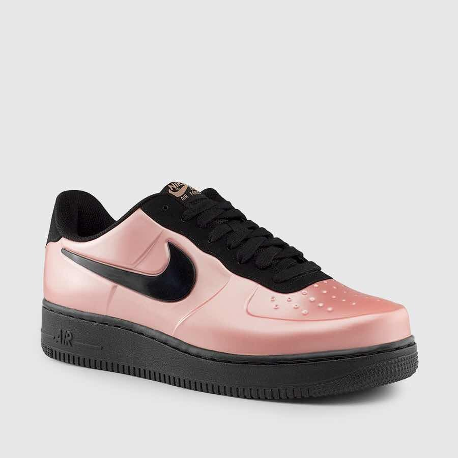 3a7d252f Nike Air Force 1 Foamposite Low Coral Tienda Usa - $ 7.900,00 en ...
