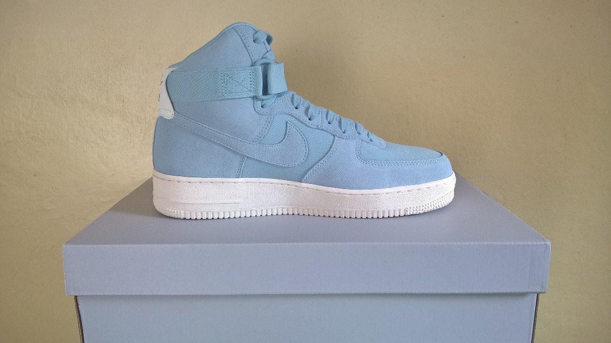 Premium 5 Air High Hombre Azul Nike Cielo Force 1 27 mn0vNw8