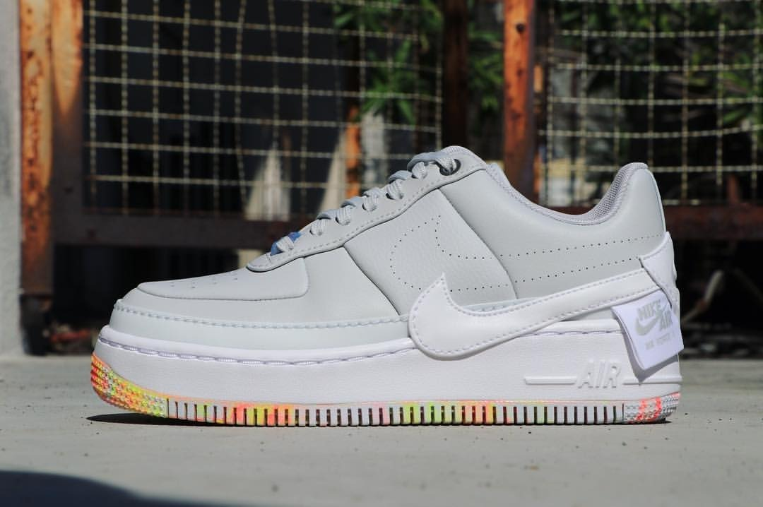 Nike Air Force 1 Jester Xx Mujer Af1 Greymint Mayma Sneakers