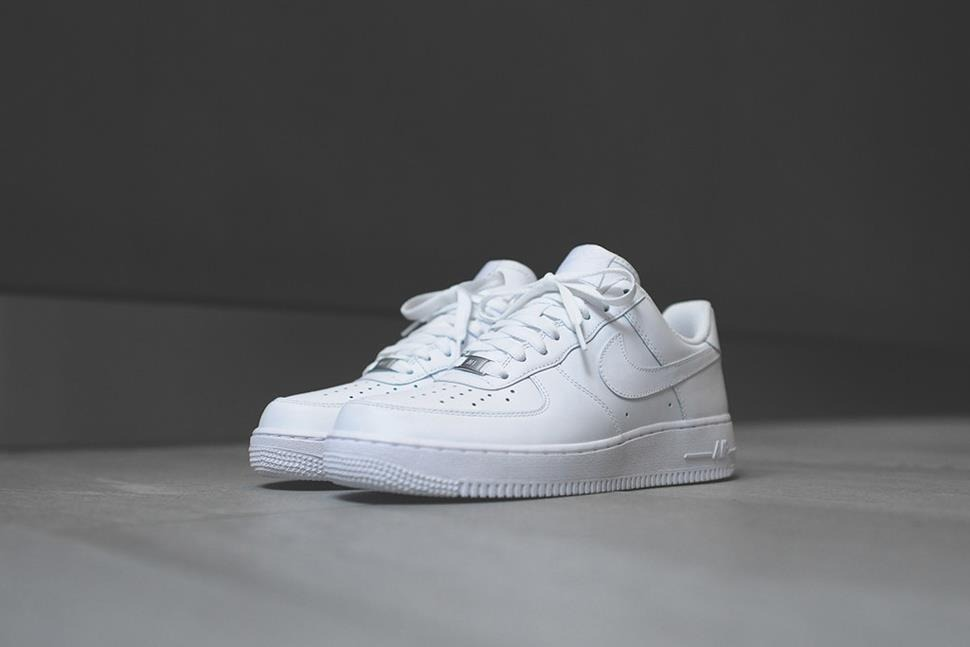 39ace33fff3 Nike Air Force 1 Leather Dama
