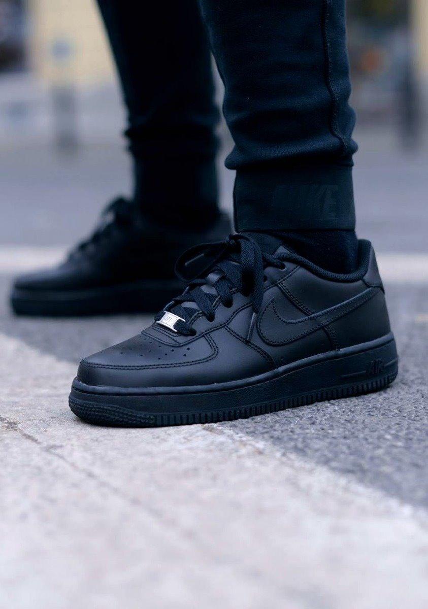 reputable site 0199c f7472 ... hombre lifestyle zapatillas negras b95c3 4b518; sale nike air force 1  low 07 negro af1. cargando zoom. ac5e8 59687