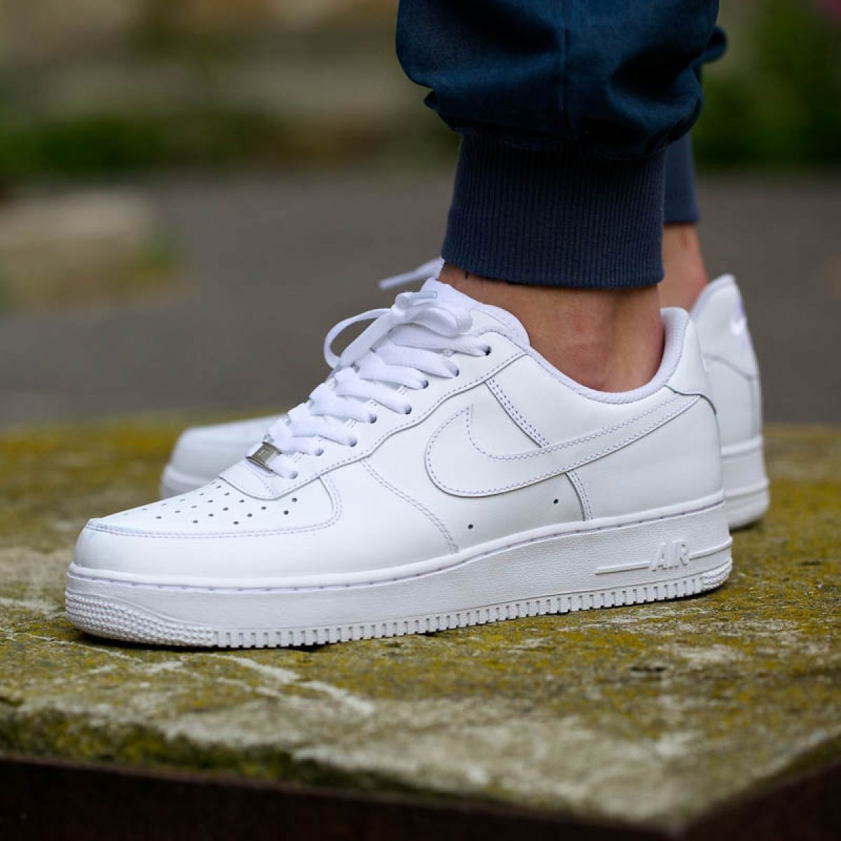 air force 1 blanco hombre