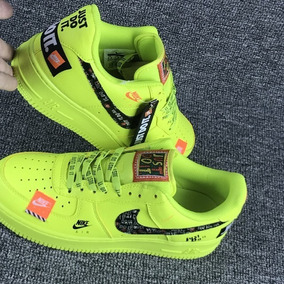 1 'just Low Air Force It' Do Amarillos Nike kPZiTulwOX