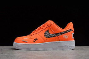 Nike Air Force 1 Low Orange Sneakers Originales Vuelta Town