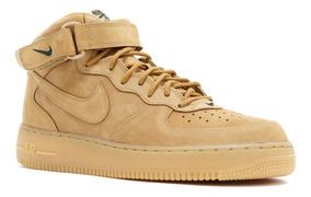 07 Nike 1 Mid 'flax' 200 715889 Force Prm Air Qs Zapat tQrhsdC