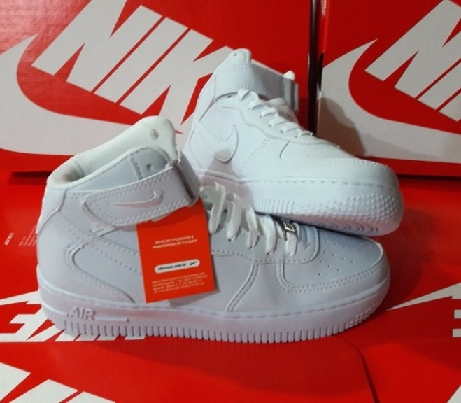 nike air force 1 en caja