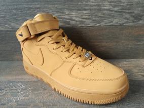 Nike Air Force 1 Color Mostaza Hombre Zapatillas de Hombre