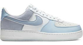 Nike Air Force 1 Premium Armory Blue Mujer Original Cod 0173