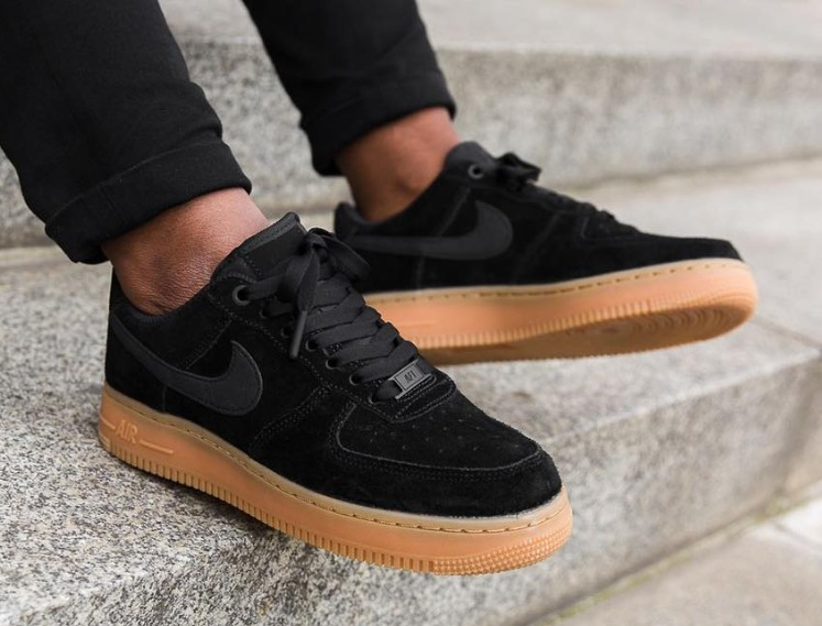 6bbd8e85975 Nike Air Force 1 Suede Hombre Mujer 2018 -   4.199