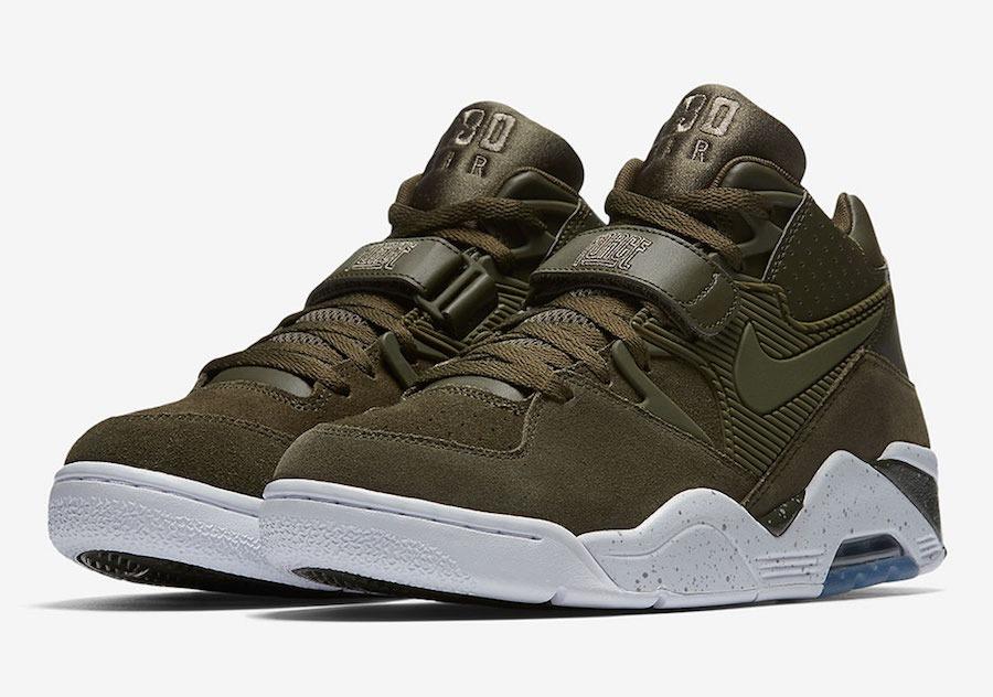 Olive Sneakers Bota Mayma Air Force 180 Barkley Nike iuXPZkO