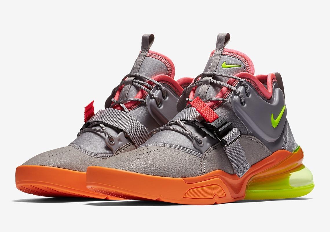 'sherbet' Nike Mayma Force Casual 270 Air Sneakers rxBedoWC