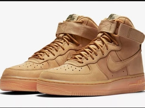 Nike Air Force Af1 Flax Marron Importada