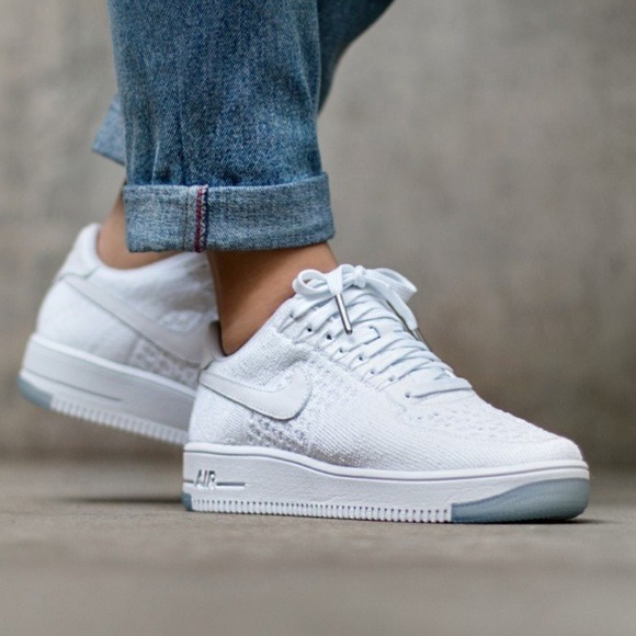 air force flyknit mujer