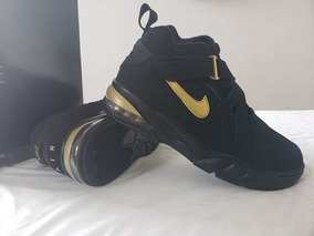 f0376358cb Tienda Space Jam. 1 vendido · Nike Air Force Max Charles Barkley Black/gold