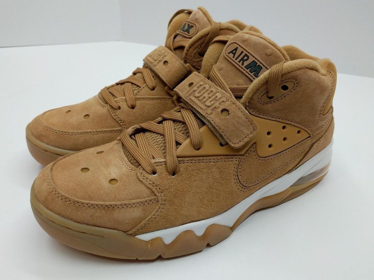 Nike Air Force Max Premium Mens Wheat Blanco 315065 200 Bas
