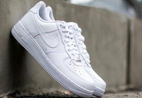 Nike Air Force One Clasic Blancas Full Originales