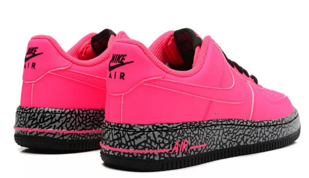 36668108cc3 ... clearance nike air force one dama rosa. cargando zoom. ad621 a1835