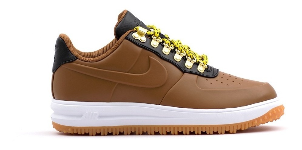 check out 56079 ad585 Nike Air Force One Duckboot Low Originales En Caja Aa1125