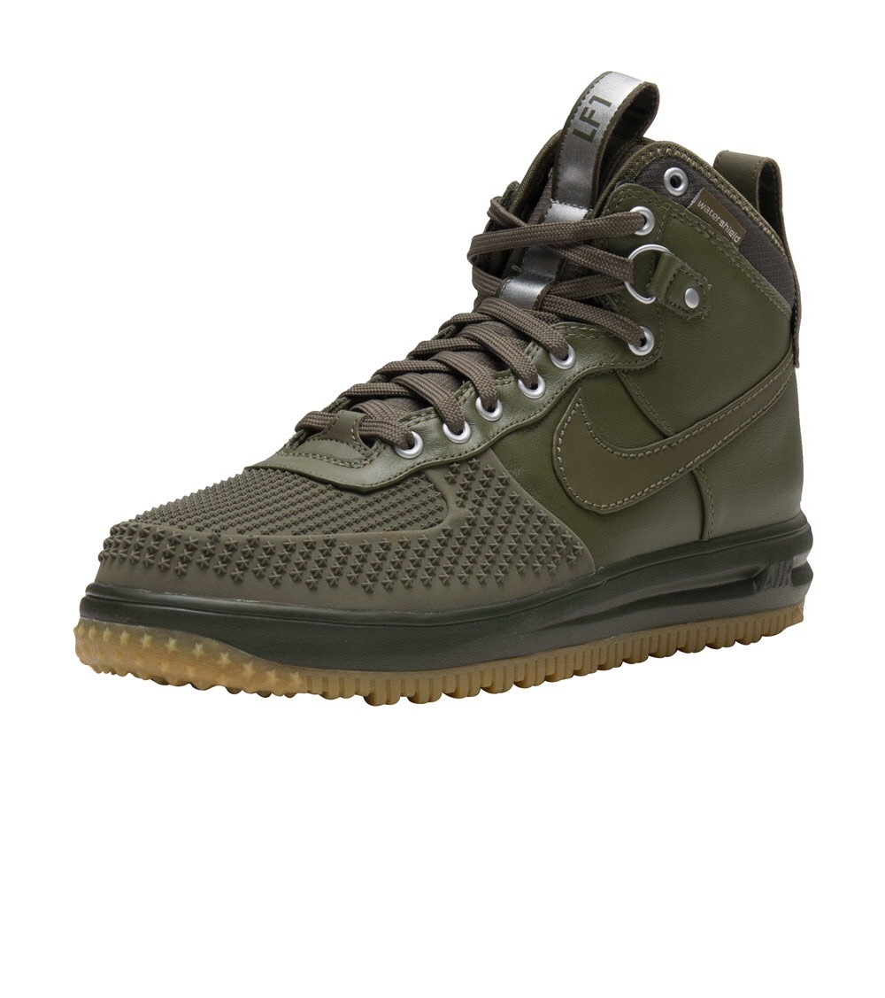 66cf7fce0e4 usa nike air forcé one duckboot verde original. cargando zoom. a3185 5c79b