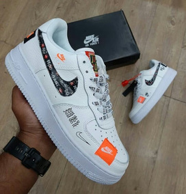 Nike Air Force One Just Do It Dama Y Caballero * Con Caja*