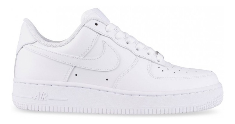 Nike Dama Comodos One Para Force Air Super Low Blancos b6I7Yfvgy