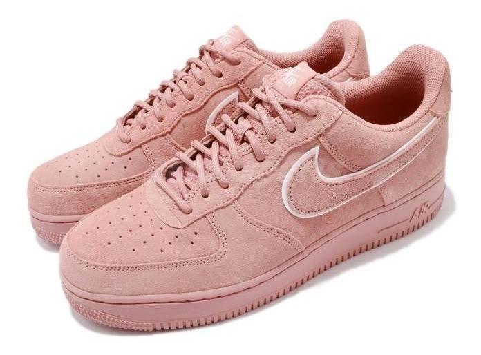Nike Air Force One Pink Mujer Originales