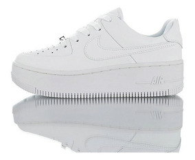 Nike Air Force One Sage Low Xx Plataforma Vuelta Town