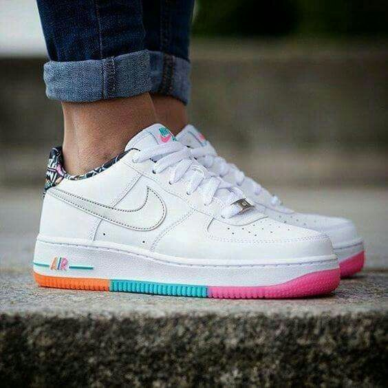 modelos de nike air force one