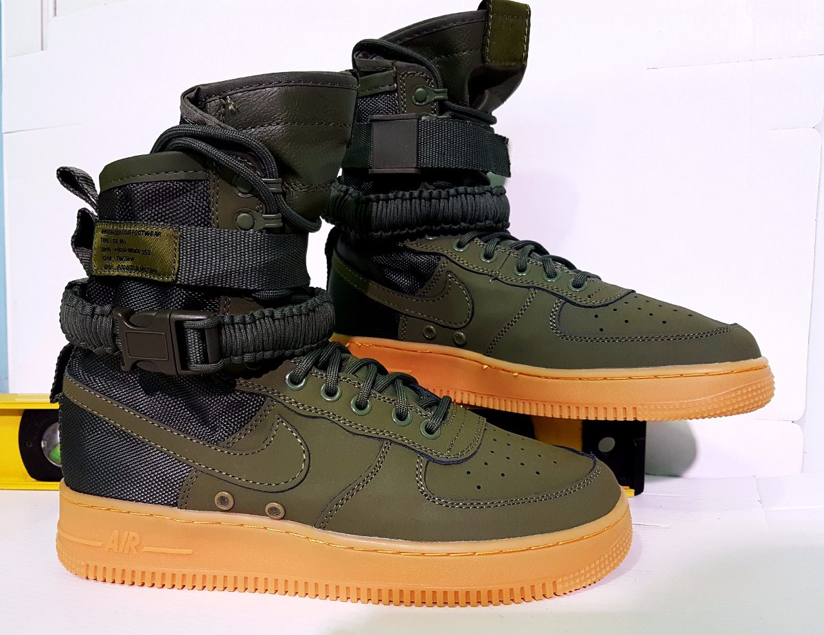 nike air force special field airforce sf bota 2. Black Bedroom Furniture Sets. Home Design Ideas