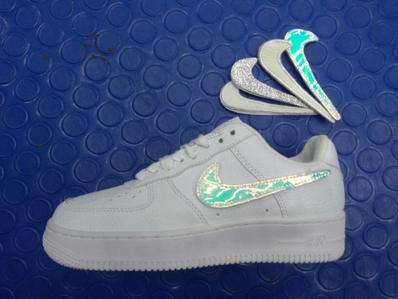 Wmns Palomas Force Intercambiables Nike Air WCBordxe