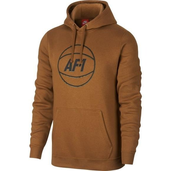 quality design 9a2c5 fceb3 nike air force1 sudadera hoody pullover capucha nueva l
