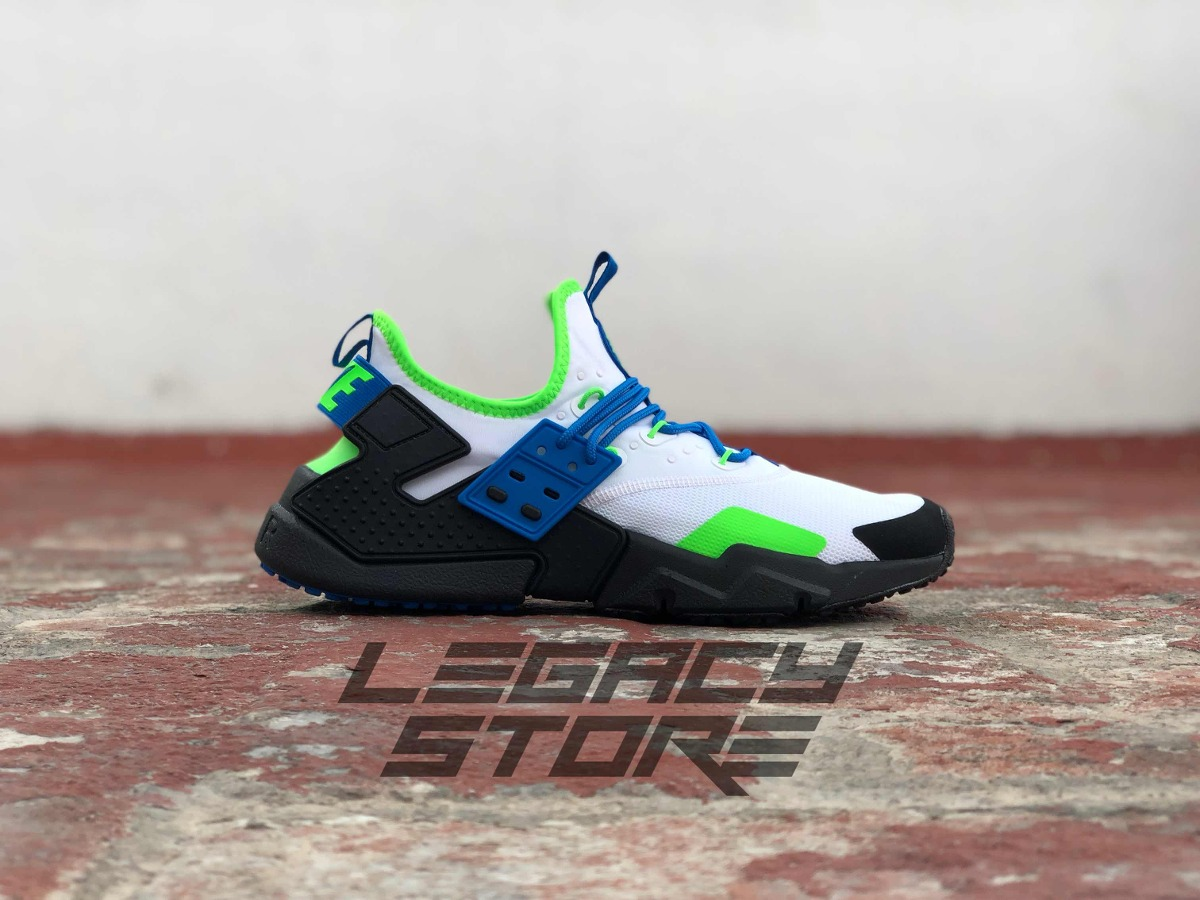 big sale 3ea77 a47d7 nike air huarache drift scream green originales envío gratis. Cargando zoom.