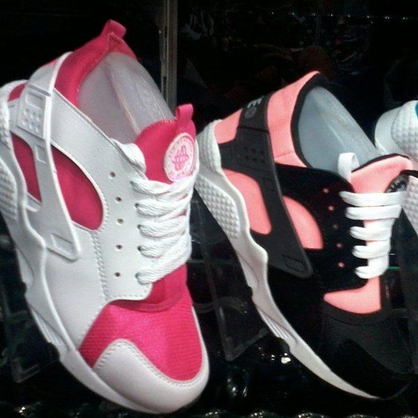 Nike Air Huarache Moda