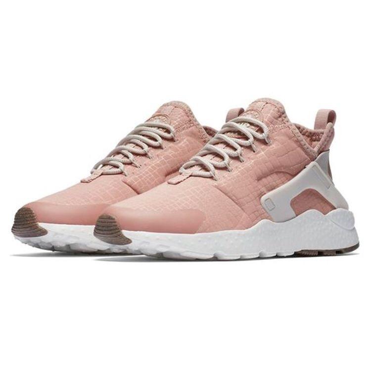 nike air huarache run ultra mujer rosa