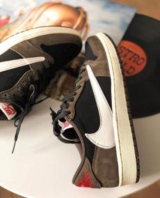 more photos official shop authorized site Nike Air Jordan 1 Low X Travis Scott Cactus Jack