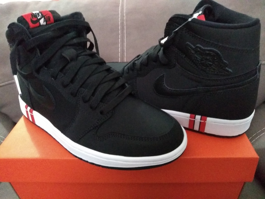 best service 51a41 57dc8 Nike Air Jordan 1 Retro Hi Og Bcfc Psg Paris Saint-germain