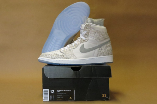 nike air jordan 1 retro high og laser
