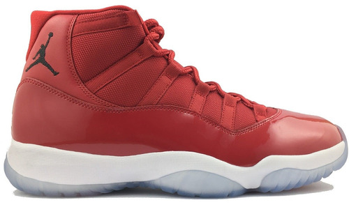 8b09b3a04b22 ... france nike air jordan 11 victoria como 96 retro xi gym red 378037  17edc d0c91