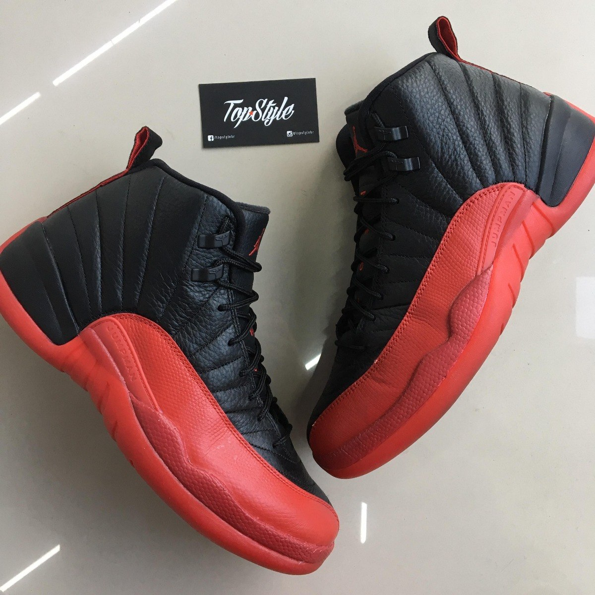 e00814f7e8 Nike Air Jordan 12   flu Game   - R  775