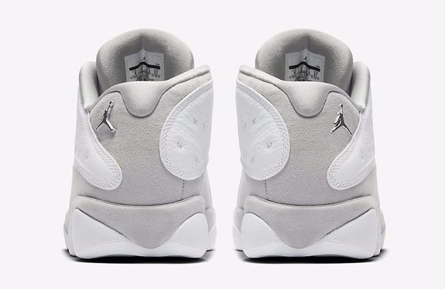 huge discount 6e7dc e82c9 Nike Air Jordan 13 Retro Low Pure Money