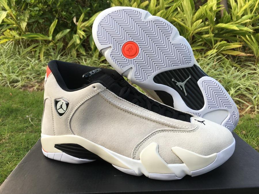 big sale 6467f ffc1c Nike Air Jordan 14 Retro Desert Sand