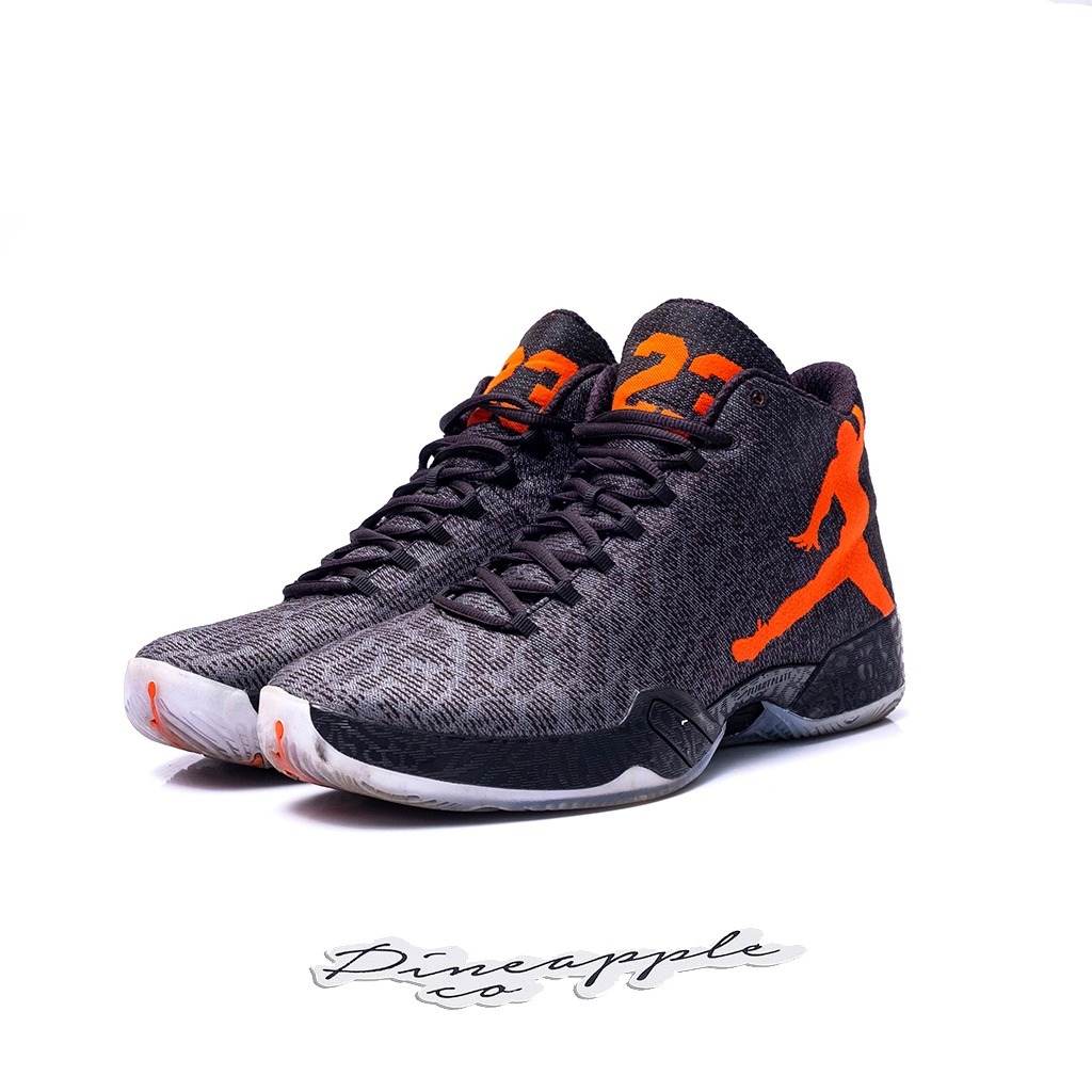 separation shoes 73293 aeb48 ... nike air jordan 29 black team orange. carregando zoom.