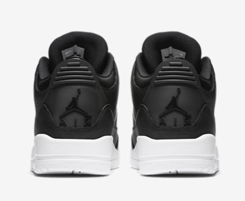 a4c1fb24f1a423 Nike Air Jordan 3 Retrô Cyber Monday Premium Preto - R  550