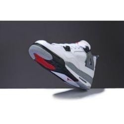 watch 0f4ae 543b6 nike air jordan 4 retro basketball shoes men sneakers ...