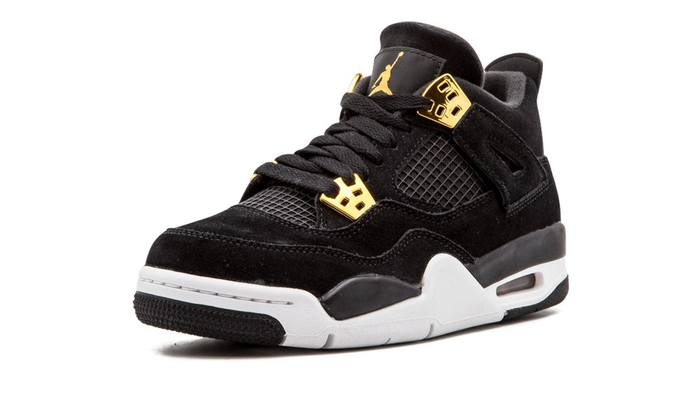 9abf5b029d6 ... new zealand nike air jordan 4 retro black envio gratis. cargando zoom.  5dad4 4a785
