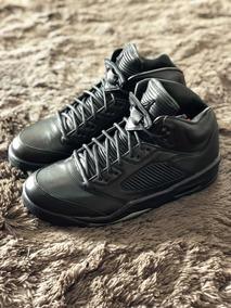 separation shoes c2698 0ba4f Nike Air Jordan 5 Premium triple Black