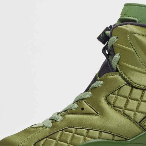 cb0ec180851 Nike Air Jordan 6 Pinnacle Retro Palm Green Vi Ah4614-303 ...