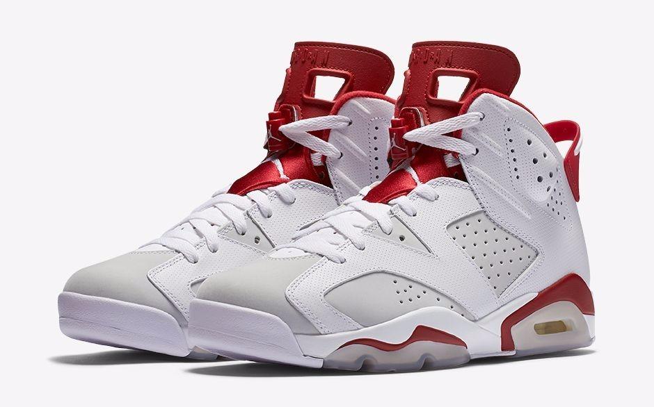 Air Alternate 91 Jordan Retro Nike 6 ASLq5c43Rj