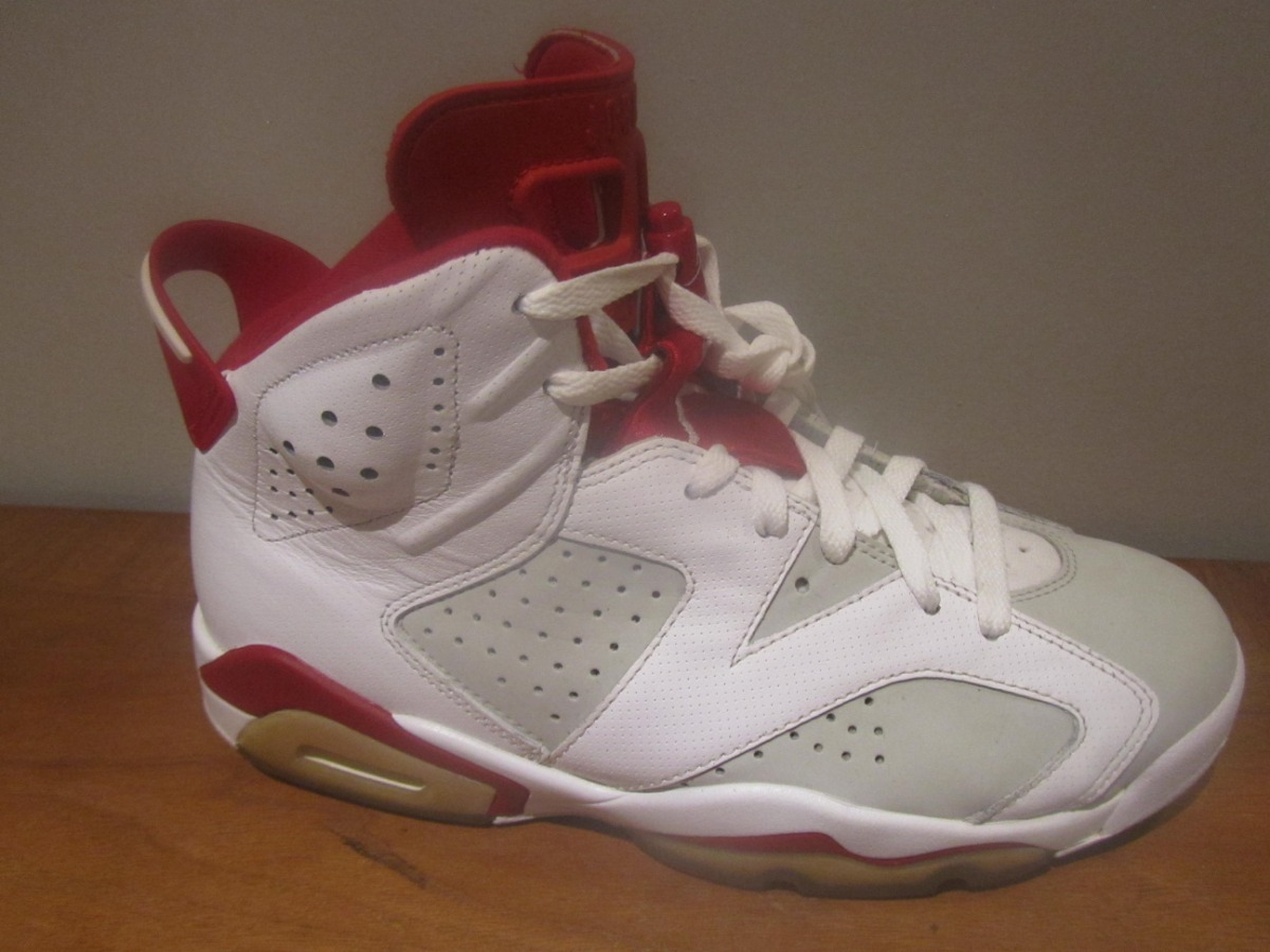 buy online 10116 bbe51 nike air jordan 6 vi retro alternate hare vii   7 mx n249. Cargando zoom.