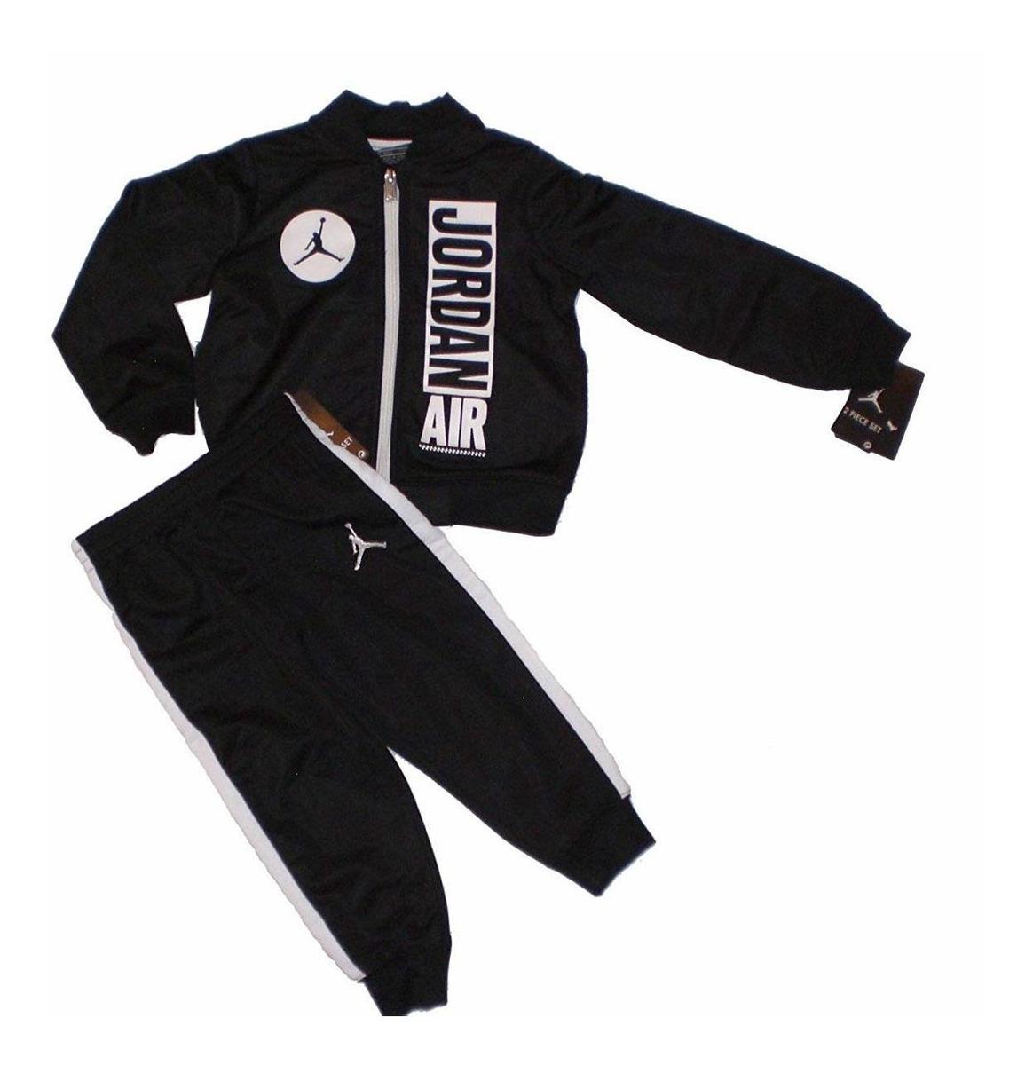comprar diseño atemporal estilo de moda Nike Air Jordan Boys 'tricot Chamarra De Chándal Y Pantal